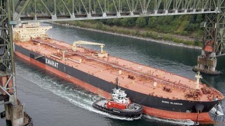 Photo: Burnaby Pipeline Watch