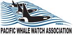 OP Pac Whale Watch Logo